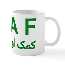 ISAF - Green (1) Mug