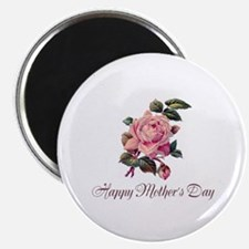 Mother's Rose Magnet