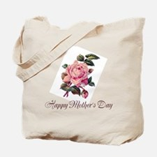 Mother's Rose Tote Bag