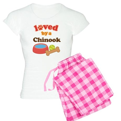 Chinook Dog Gift Women's Light Pajamas