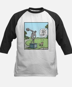 Dog and Discus Thrower Tee