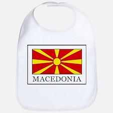 Macedonia Baby Bib