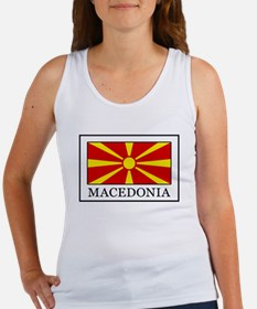 Macedonia Tank Top