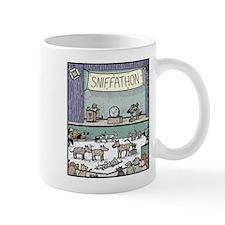 Dog Sniffathon Mug