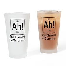 Ah! Drinking Glass