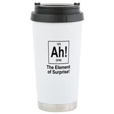 Ah! Travel Coffee Mug