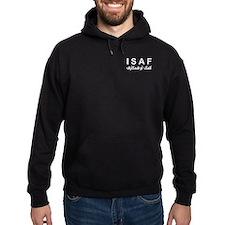 ISAF - B/W (1) Hoodie