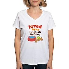 English Bulldog Pet Gift Shirt