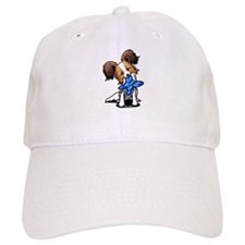 Papillon Butterfly Lover Baseball Cap