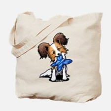 Papillon Butterfly Lover Tote Bag