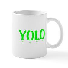 YOLO Small Mug