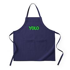 YOLO Apron (dark)