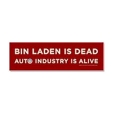 Osama bin Laden is dead, auto industry is alive Ca