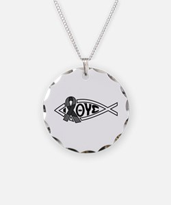 Cool Ichthus Necklace