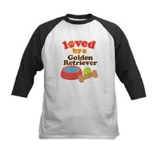 Golden Retriever Dog Gift Tee