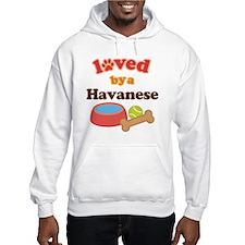 Havanese Dog Gift Jumper Hoody