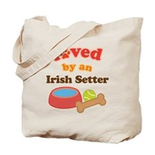 Irish Setter Dog Gift Tote Bag