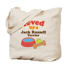 Jack Russell Terrier Dog Gift Tote Bag