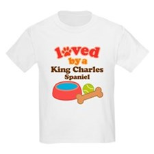 King Charles Spaniel Dog Gift T-Shirt
