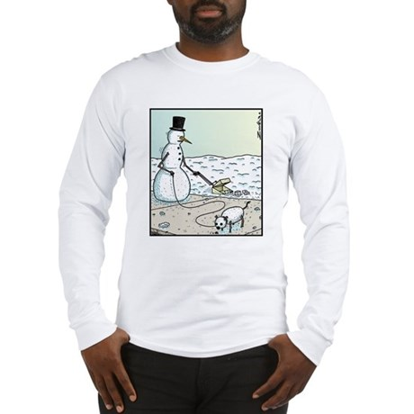 SnowDog Doo-doo Long Sleeve T-Shirt