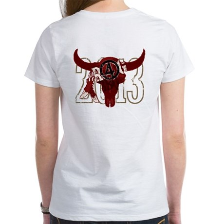 R4G RED BACK/FRONT Women's T-Shirt