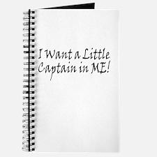 Captain in Me Journal
