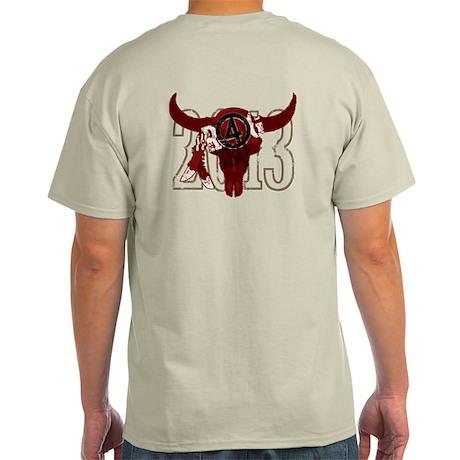 R4G RED BACK/FRONT Light T-Shirt