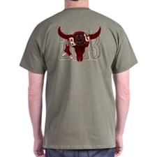 R4G RED BACK/FRONT T-Shirt