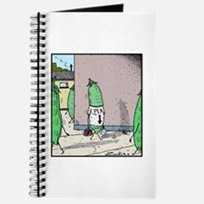 Pregnant Snow Pea T-shirt Pea here arrow Journal