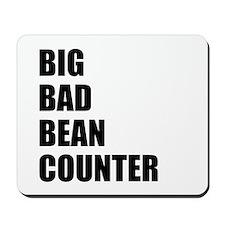 Beancounter Accountant Mousepad