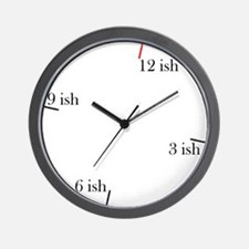 Fashionable late Wall Clock