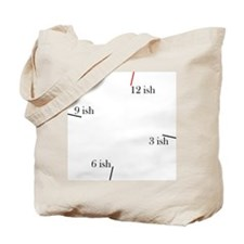 Fashionable late Tote Bag