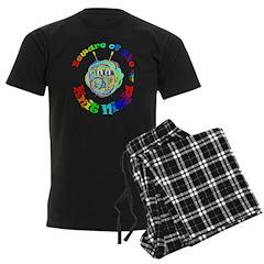 Beware of the Knit Ninja Pajamas