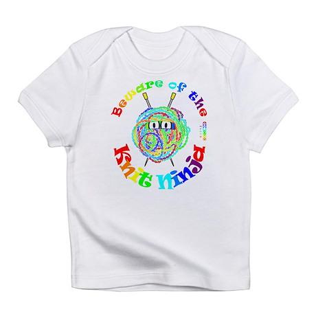 Beware of the Knit Ninja Infant T-Shirt