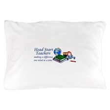 Cute Headstart teachers Pillow Case