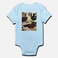 Edgar Degas Absinthe Infant Bodysuit