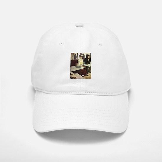 Edgar Degas Absinthe Baseball Baseball Cap