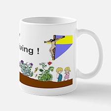Christian Daily Living Mug