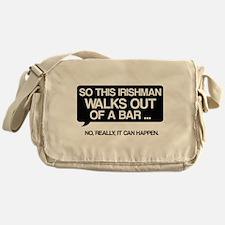 Irishman Messenger Bag
