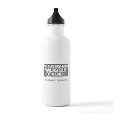 Irishman Sports Water Bottle