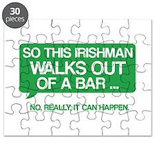 Irishman Puzzle