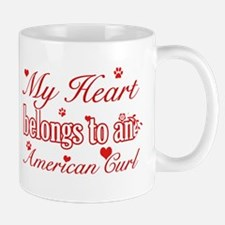 Cool American Curl Cat breed designs Mug