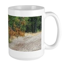 Elk Doe Large Mug