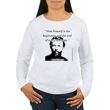 Carl Menger - The Economy T-Shirt