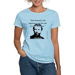 Carl Menger - The Economy Women's Light T-Shirt