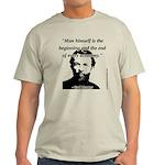 Carl Menger - The Economy Light T-Shirt