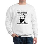 Eugen von Bohm Bawerk - Value Sweatshirt