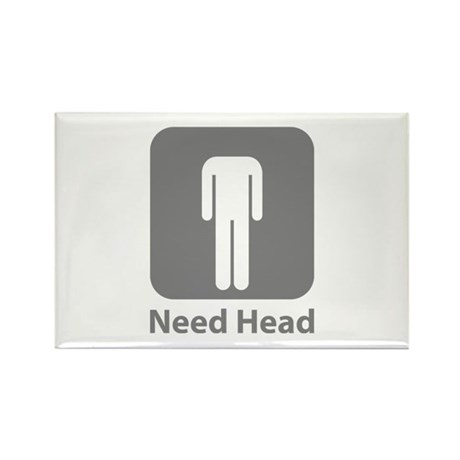 Need Head Rectangle Magnet