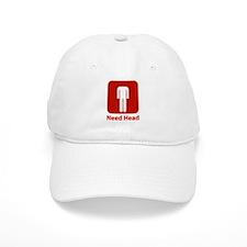 Need Head Baseball Cap