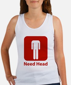 Need Head Women's Tank Top